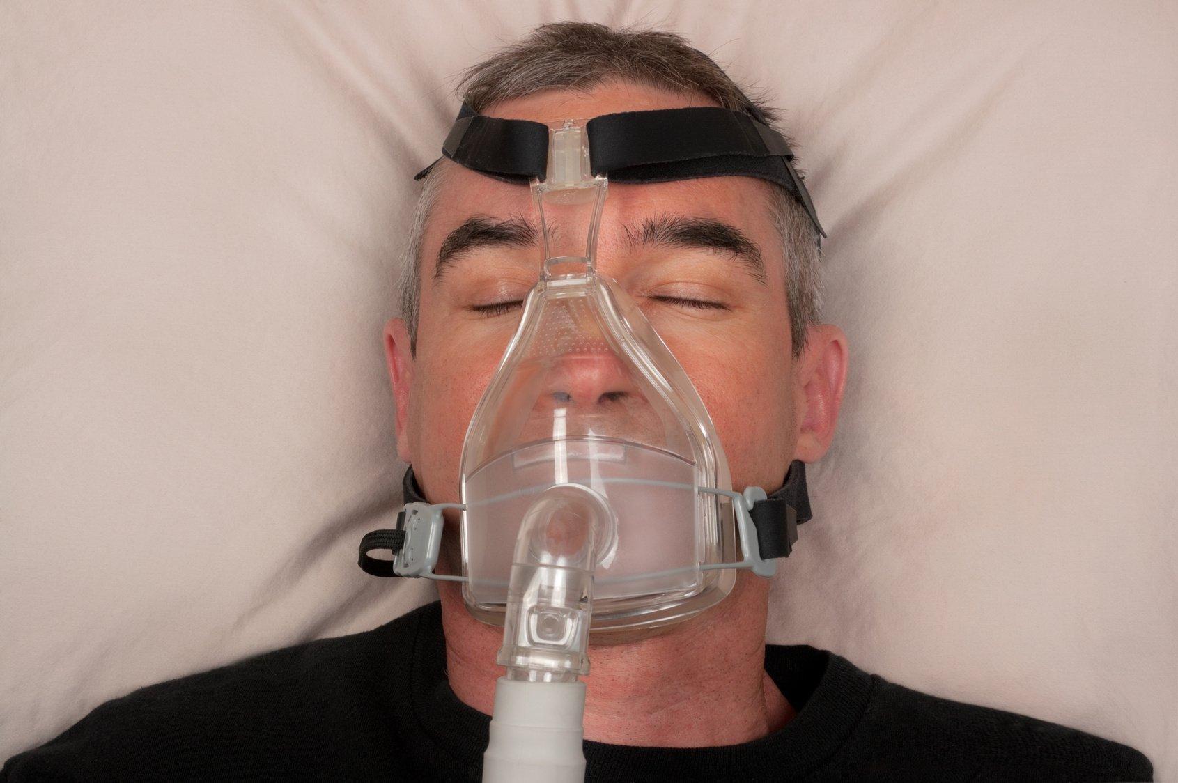 Slaapapneu en CPAP