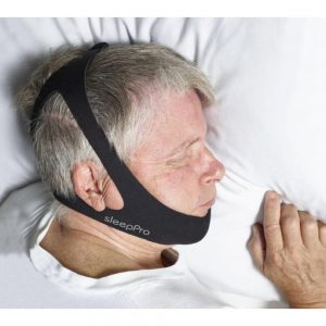 Anti Snurk Band Chin Support Strap